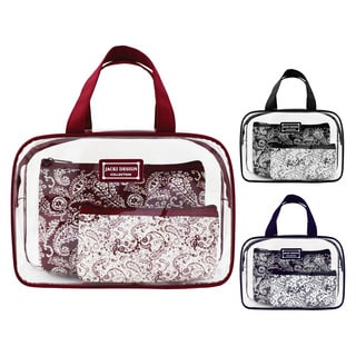 Jacki Design Mystique 3-piece Travel Bag Set