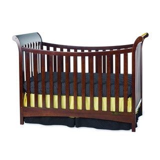 Child Craft Ashton 3-in-1 Cherry Traditional Crib