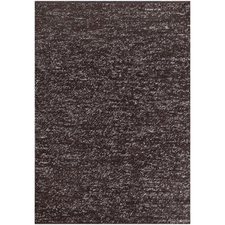 ABC Accent Dilana Brown Wool Rug