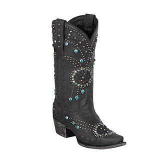 Lane Boots Elizabeth Women's Leather Cowboy Boot