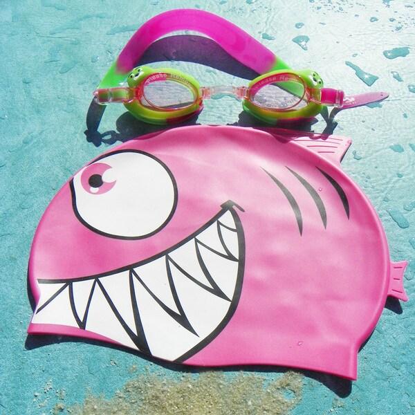 Fish Finder Cap/ Goggles Set