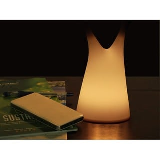 L.IDEA Spirit Portable Soft LED Lamp with Dual USB Port Charging Base