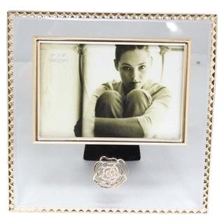 Heim Concept Glitzy Rose Photo Frame (6 x 4)