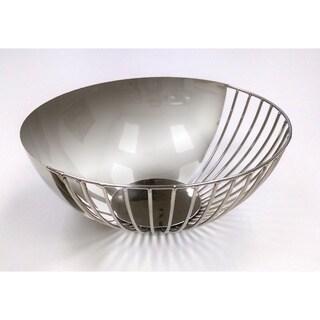 Elegance Siamese Round Basket, 10-inch Diameter