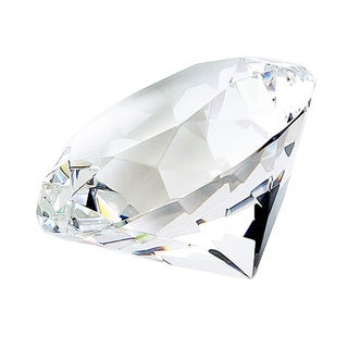 Heim Concept Diamond Shaped Paperweight