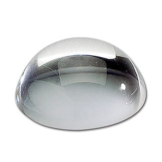 Heim Concept Optical Crystal Dome Magnifier / Paperweight