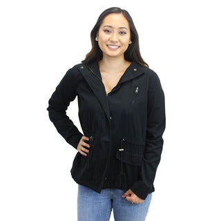 Relished Marin County Black Utility Jacket