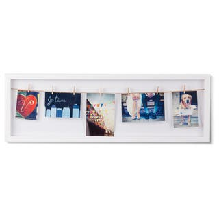 28.5-inch Umbra Clothesline Flip Photo Display|https://ak1.ostkcdn.com/images/products/10614123/P17685109.jpg?impolicy=medium