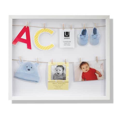 Umbra Clothesline Photo Display Picture Frame