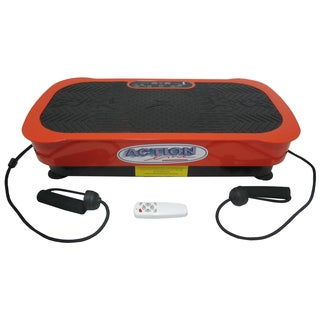 ActionLine KY-90826 99 Levels Speed Range Body Health Message Vibration Plate with Remote Control