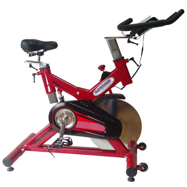 ActionLine A84019 Pro Sport Indoor Cycling Bike with Computer