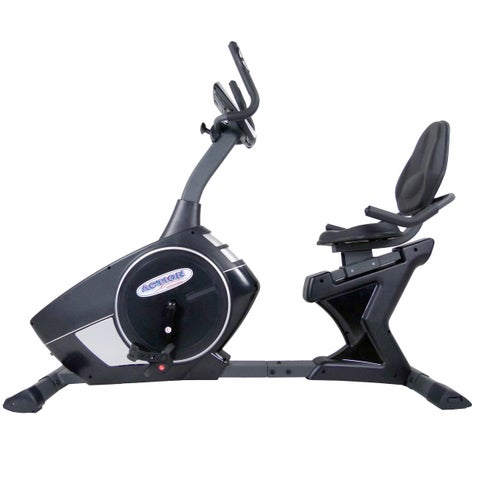 ActionLine A87604 Magnetic Programmable Recumbent Exercise Bike