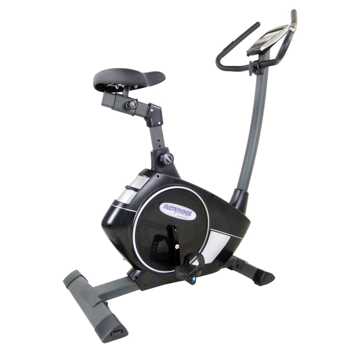 ActionLine A81829 Programmable Magnetic Upright Exercise ...