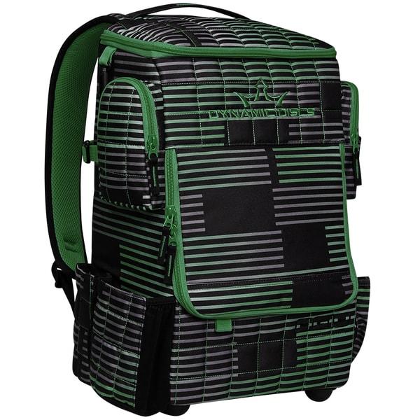Dynamic Discs Ranger Backpack Stoke Green Disc Golf Bag