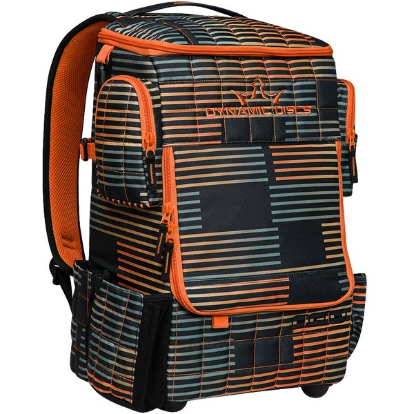 Dynamic Discs Ranger Backpack Stoke Orange Disc Golf Bag