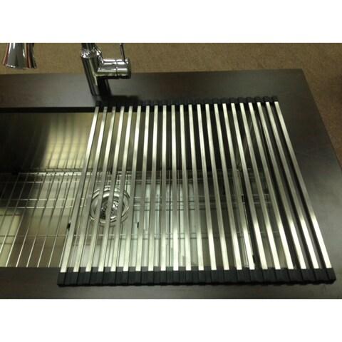 Italia Roll-up Kitchen Sink Mat