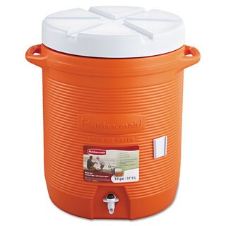 Rubbermaid Commercial Orange Insulated Beverage Container