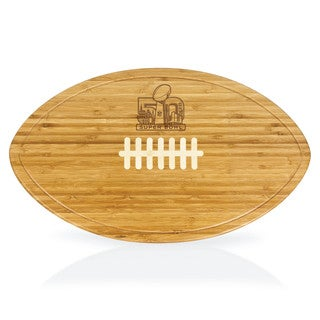 Picnic Time NFL Super Bowl 50 Legacy Kickoff Cutting Board