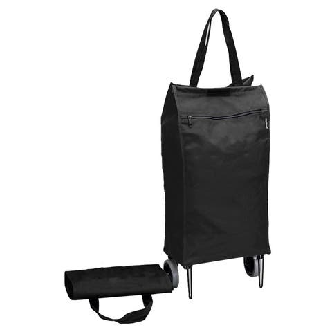 Goodhope Folding Rolling Convention Tote