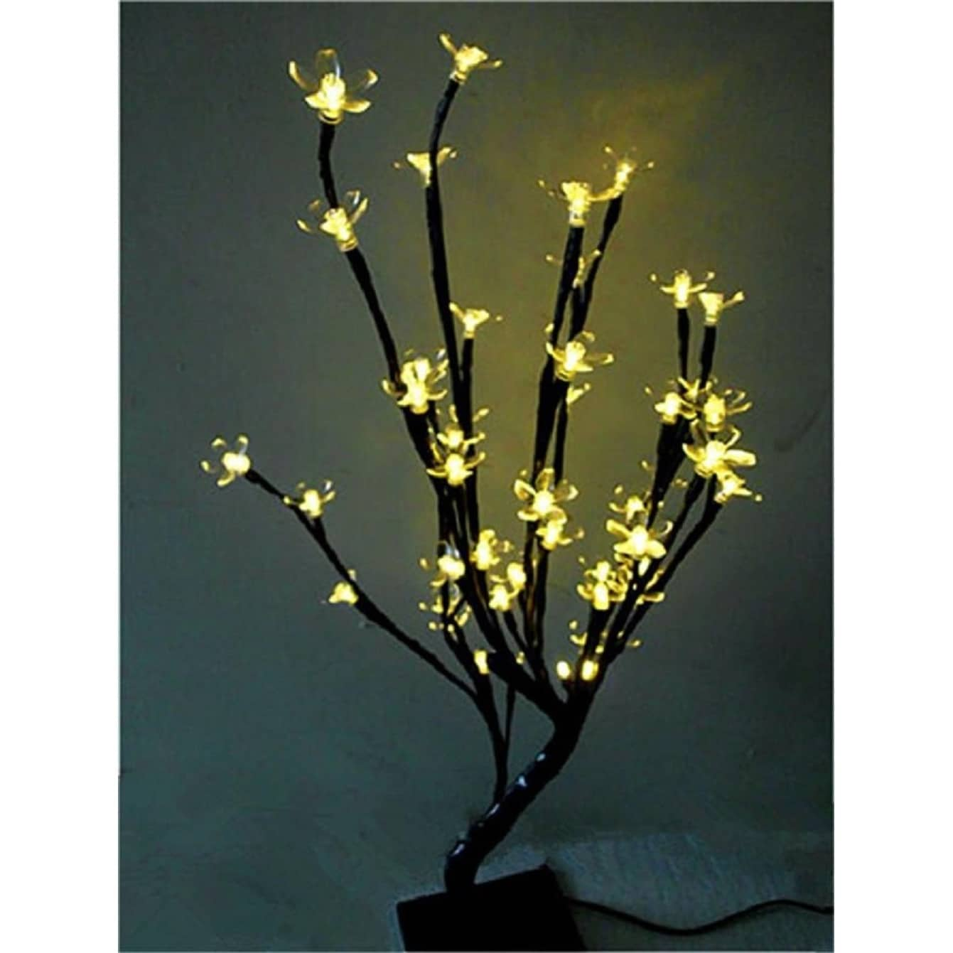 LED Light Cherry Blossom Tree (white) (Plastic)