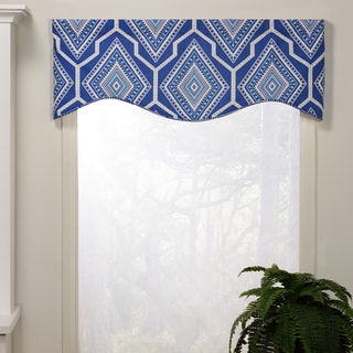Bryson Shaped Valance