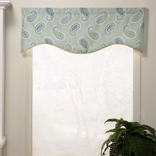 Chloe Shaped Valance