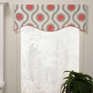 Marlowe Shaped Valance