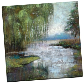 Portfolio Canvas Decor 'Willow Tree' Gallery Wrapped Canvas by Williams