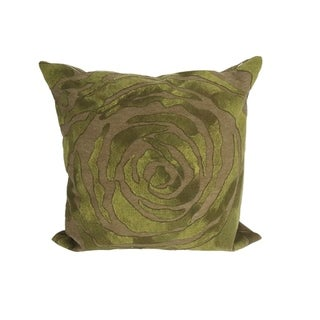 Liora Manne Dyed Roses 20-inch Throw Pillow