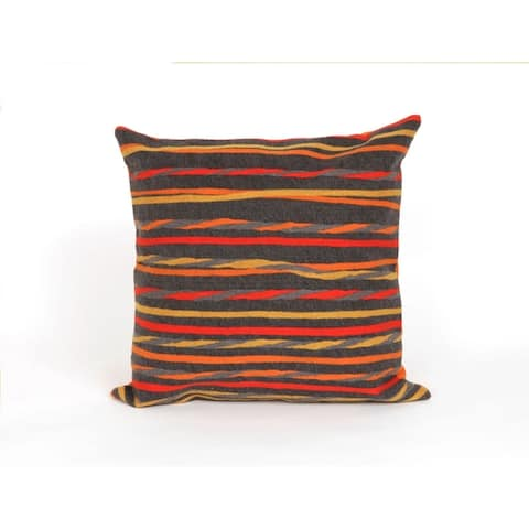 Buy Red Stripe Throw Pillows Online At Overstock Our Best