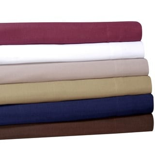 South Bay Microfiber Solid Color Sheet Set