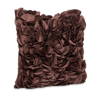 Designer Collections by Sheri Tulip Feather and Down Filled 18-inch Throw Pillow