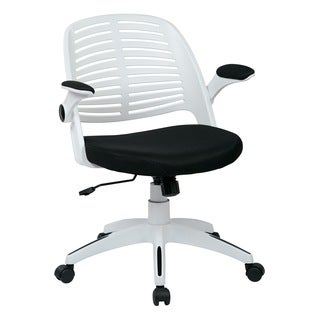 Tyler Adjustable Height Swivel Office Chair with Arms (More options available)