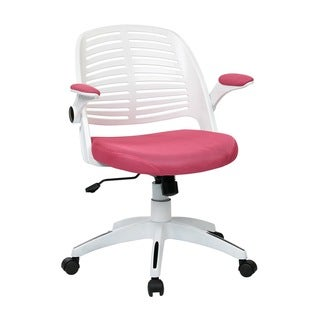 Tyler Adjustable Height Swivel Office Chair with Arms
