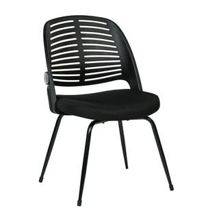 Tyler Contemporary Armless Reception Chair
