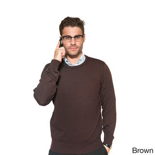 Men's Classic Braga Pure Merino Sweater