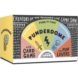 Punderdome: A Card Game for Pun Lovers (Cards)