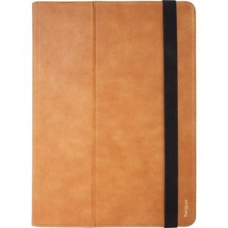 "Targus Versavu THZ63106GL Carrying Case for 12.9"" iPad - Brown"