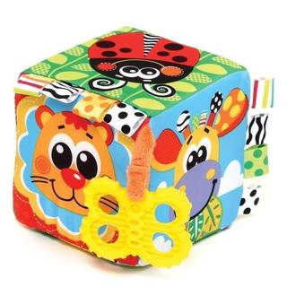 Playgro Fun Friends Activity Block