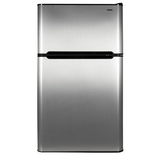 Haier 3.2 Cu. Ft. Two Door Compact Refrigerator/Freezer