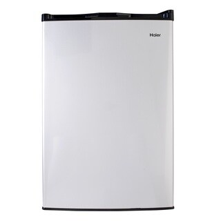 Haier 4.5 Cu. Ft. Compact Refrigerator with Half-width Freezer Compartment