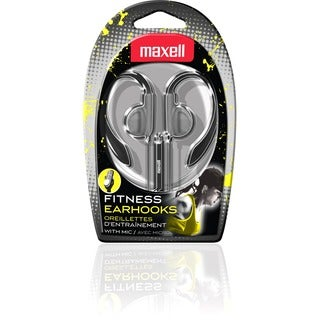 Maxell Fitness Earhook with MIC