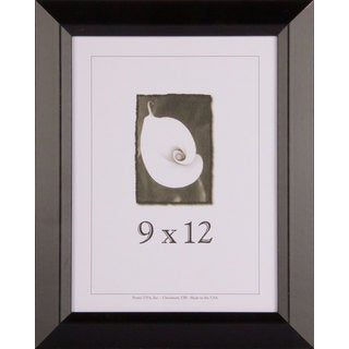 Black Narrow Picture Frame 9.x12