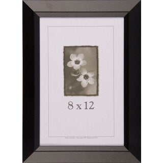 Black Narrow Picture Frame 8.x12