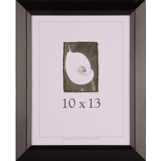 Black Narrow Picture Frame 10x13