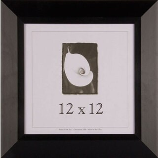Black Wide Picture Frame 12.x12