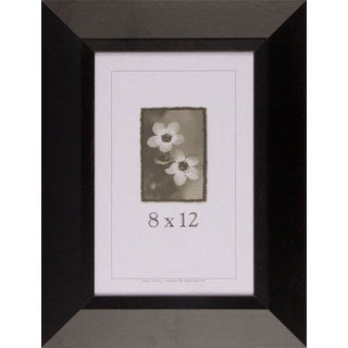 Black Wide Picture Frame 8.x12