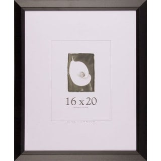 Black Wide Picture Frame 16x20