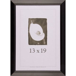 Black Wide Picture Frame 13x19