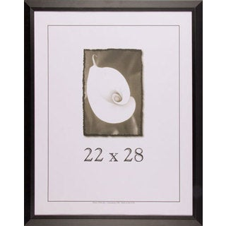 Black Wide Picture Frame 22x28